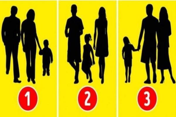 Μαντέψτε ποια δεν είναι πραγματική οικογένεια; Το αποτέλεσμα θα σας εκπλήξει!