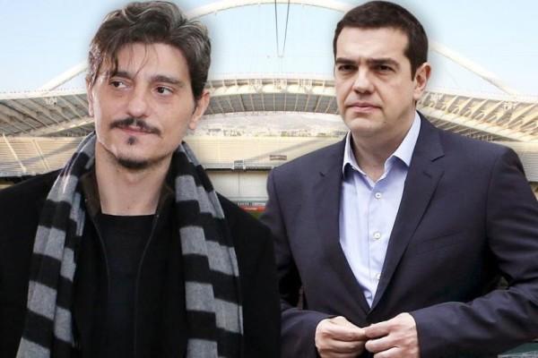 Έγινε το πρώτο βήμα για το Athens Alive! Συνάντηση Τσίπρα-Γιαννακόπουλου