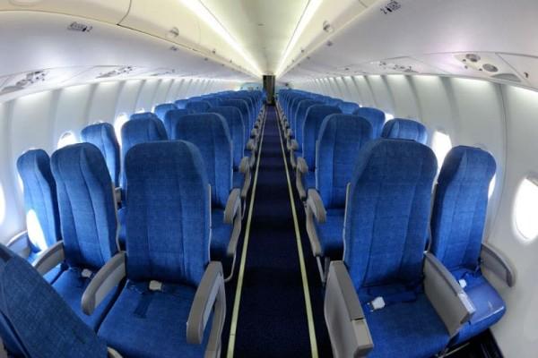 Το γνωρίζατε; Αυτός είναι ο λόγος που τα καθίσματα στα αεροπλάνα είναι μπλε!