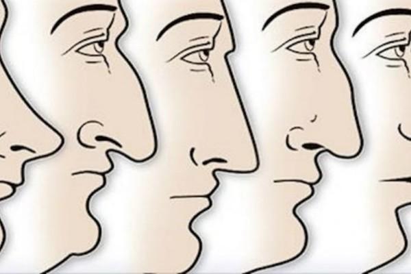 Απίστευτο: Δείτε τι αποκαλύπτει το σχήμα της μύτης σας για την προσωπικότητά σας;