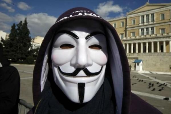 Με αντεπίθεση απαντούν οι Anonymous Greece στους τούρκους χάκερ