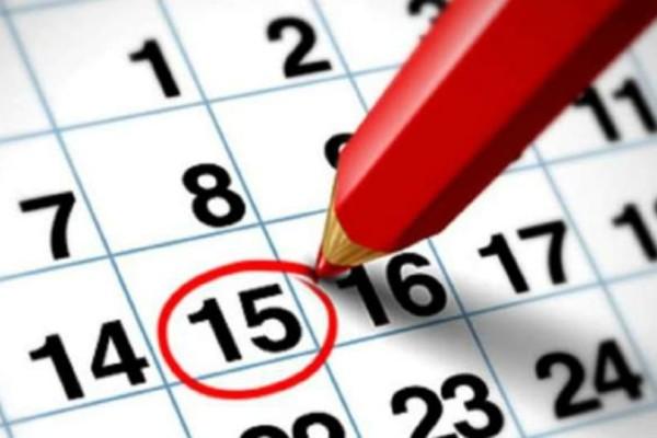 Δείτε πότε πέφτουν οι επόμενες αργίες μετά το τριήμερο του Αγίου Πνεύματος!