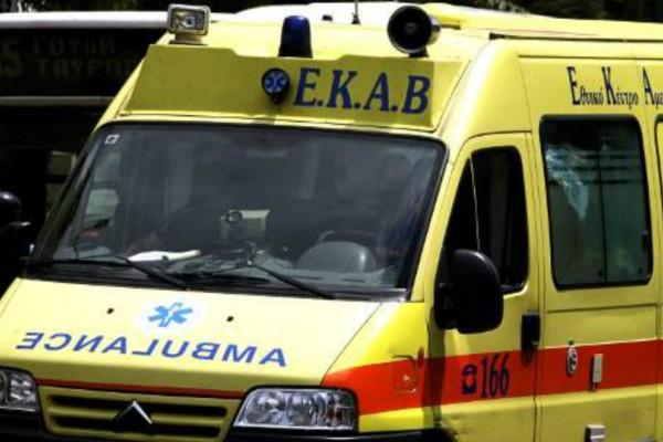 Πέραμα: Εργατικό ατύχημα για 40χρονο - Χτύπησε το κεφάλι!