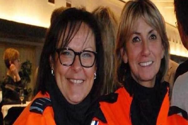 Τρομοκρατική επίθεση στο Βέλγιο: Αυτές είναι οι 2 γυναίκες αστυνομικοί που δολοφόνησε ο 36χρονος