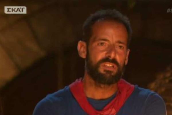"""Survivor 2: """"Καρφιά"""" των Διάσημων -ακόμα και τώρα!- για τον Σώζων Παλαίστρο Χάρο! - """" Ένιωσα ανακούφιση όταν..."""" (video)"""