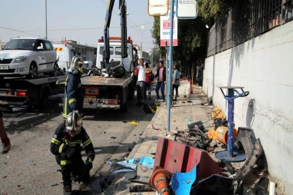 Τραγωδία στην Μεταμόρφωση: Ένας νεκρός από την σύγκρουση ΙΧ σε στάση λεωφορείου!