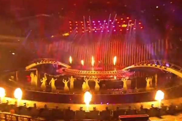 Εurovision 2018: Η δεύτερη πρόβα  της Ελένης Φουρέιρα που έβαλε φωτιά στη σκηνή - Άλλαξε τελικά ρούχο; (Video)