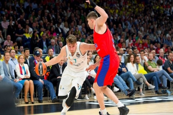 Euroleague: Εξαφάνισε την ΤΣΣΚΑ και πήγε τελικό η Ρεάλ!