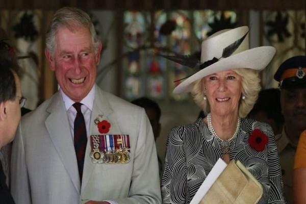 Στην Αθήνα σήμερα ο Πρίγκιπας Κάρολος και η Καμίλα!