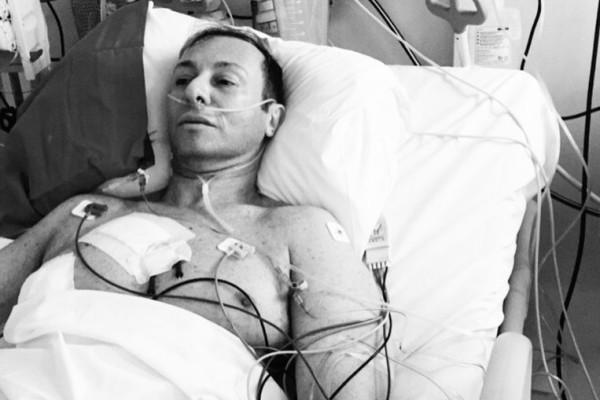Οι τραγικές ώρες του Βασίλη Κωστέτσου: Η σοβαρή εγχείρηση καρδιάς που τον έχει κάνει...