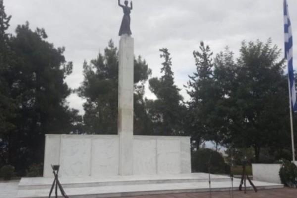 Τραγικό: Έκλεψαν την προτομή του Μητσιμπόνα από τον Τύρναβο!