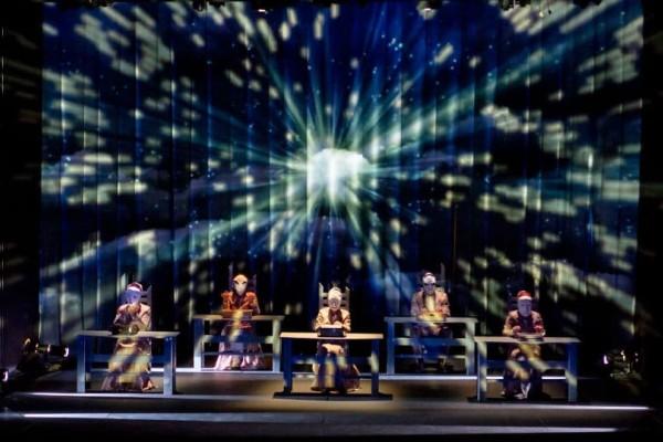 Για λίγες ακόμη παραστάσεις: Η Γκέμμα του Λιαντίνη στο Θέατρο Βρετάνια!