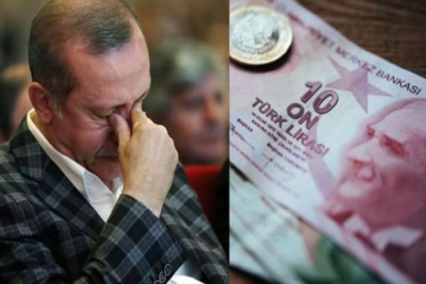 Διαλύεται οικονομικά η Τουρκία! Έρχονται capital controls!