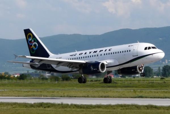 Συναγερμός σε πτήση της Ολυμπιακής!
