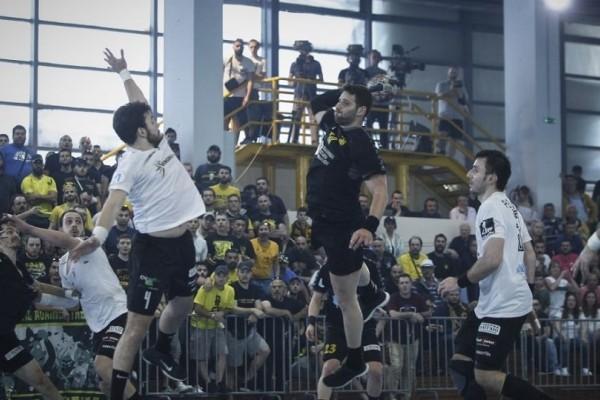 «Σαρώνει» και στο χάντμπολ η ΑΕΚ - Προκρίθηκε στον τελικό του πρωταθλήματος!