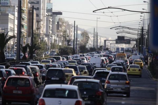 Χαμός στους δρόμους της Αθήνας!