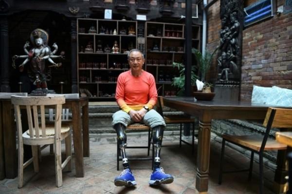 Συγκλονίζει 70χρονος Κινέζος: Ανέβηκε στο Έβερεστ χωρίς πόδια!