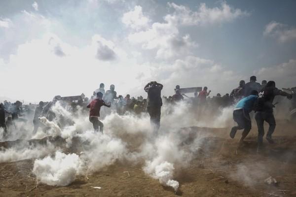 Αιματοκύλισμα στη Λωρίδα της Γάζας: Τουλάχιστον 25 νεκροί και 500 τραυματίες!
