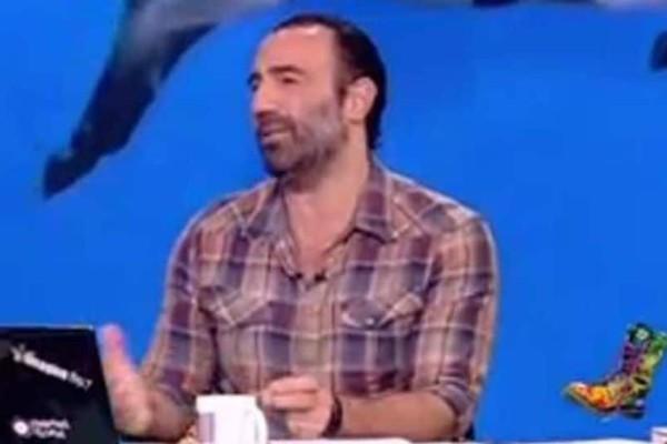 Ράδιο Αρβύλα: Συνεχίζει την επίθεση στον ΑΝΤ1 και το Game of Love ο Αντώνης Κανάκης! (video)