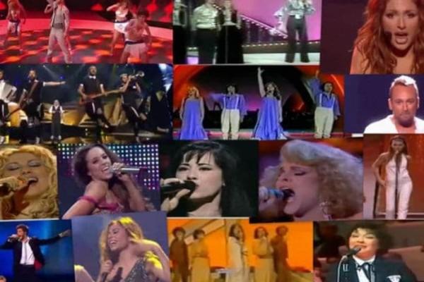 Ρετρό: Οι ελληνικές συμμετοχές που άφησαν ιστορία στην Eurovision!
