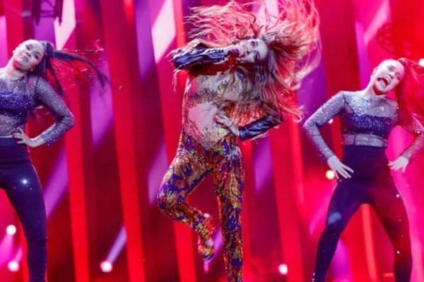 Eurovision 2018: Το επικό σαρδάμ της Φουρέιρα στις δηλώσεις δεν πήρε κανείς χαμπάρι!