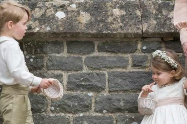 Αυτά θα είναι τα 10 παρανυφάκια στον γάμο του πρίγκιπα Χάρι! Πρώτοι οι Τζορτζ και Σάρλοτ!