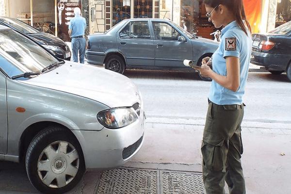 Τρίκαλα: Τα... ραβασάκια της Δημοτικής Αστυνομίας έχουν πλάκα...