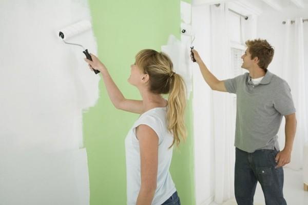 Ένα εύκολο κόλπο για να ξεμυρίσει το σπίτι μετά το βάψιμο!