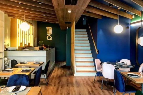 Αέρας... Νέας Υόρκης «φύσηξε» στη Μαρίνα Ζέας! Πήραμε μια πρώτη γεύση από το ολοκαίνουριο εστιατόριο που θα κατακτήσει τη γαστρονομική σκηνή της πόλης...