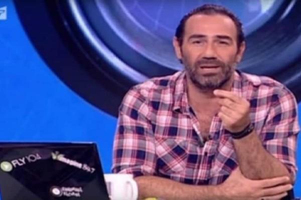 Αντώνης Κανάκης: Ξέσπασμα άνευ προηγουμένου κατά του Νότη Σφακιανάκη: «Ξαφνικά αγαπάει τους Αλβανούς!» (Video)