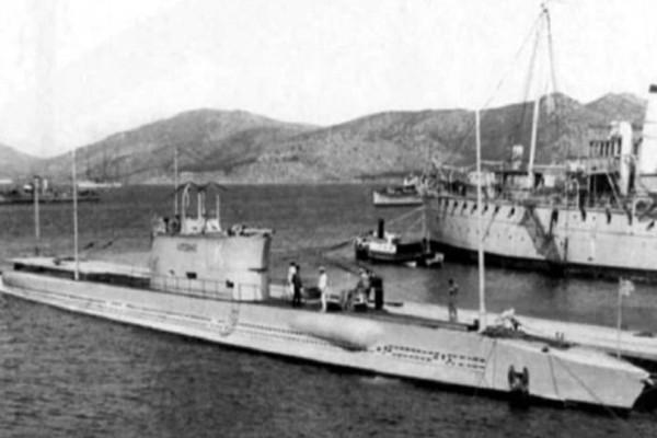 Απίστευτες εικόνες: Εντοπίστηκε το ιστορικό ναυάγιο του υποβρυχίου «Κατσώνης»