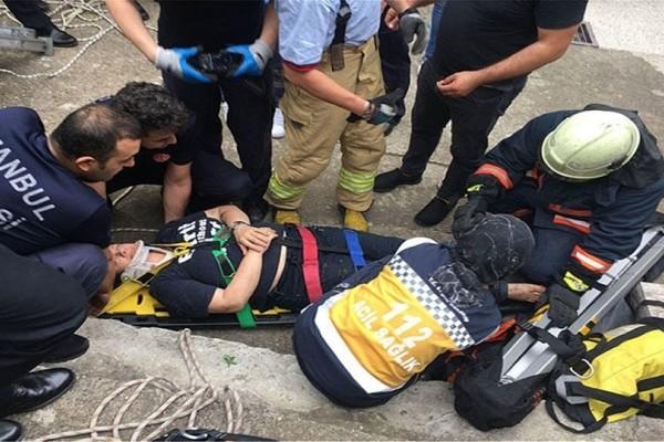 Κωνσταντινούπολη: Ελληνίδα έπεσε σε πηγάδι 30 μέτρων!
