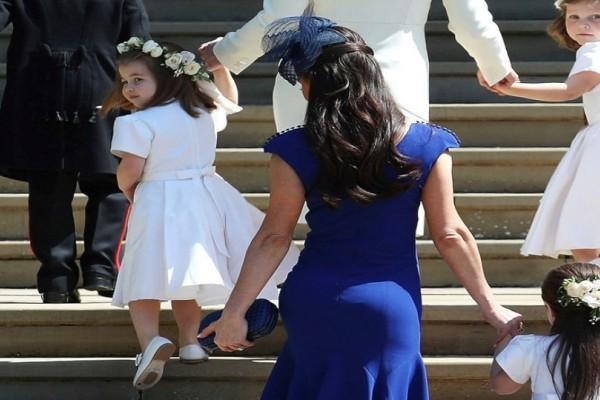 Βασιλικός γάμος: Τα οπίσθια της φίλης της Μέγκαν και η... σύγκριση (photos)