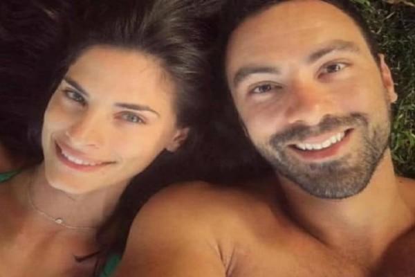 Σάκης Τανιμανίδης - Χριστίνα Μπόμπα: Έβαλαν καλάθια στο κεφάλι τους και έγινε «χαμός»!
