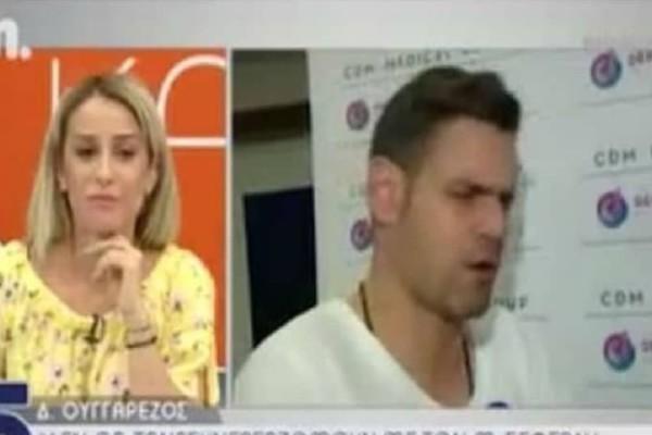 Το δημόσιο άδειασμα του Ουγγαρέζου στον Σεφερλή: «Σκέφτομαι την συνεργασία μας και κεκεδίζω!» (Video)