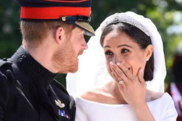 Βασιλικός γάμος: Η απίστευτη στιγμή που η Μέγκαν Μαρκλ είπε «Την γ@@@α»