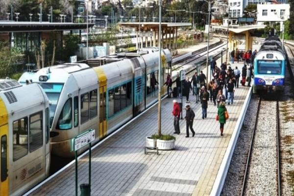 Σας ενδιαφέρει: Κανονικά θα γίνουν σήμερα τα δρομολόγια σε τρένα και προαστιακό!