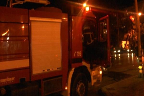 Ολονύχτια μάχη με τις φλόγες στη Σκάλα Κεφαλονιάς! (Video)