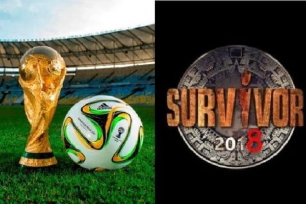 Prime Time: Το Survivor έσκισε το Μουντιάλ! Τα νούμερα τηλεθέασης μίλησαν!