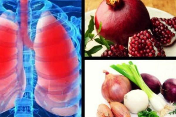 7 τροφές για να καθαρίσεις τους πνεύμονές σου!