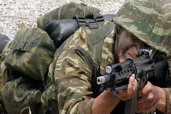 Δόκιμος αξιωματικός έκλεψε στρατιωτικό όπλο από φυλάκιο στο Καστελόριζο!
