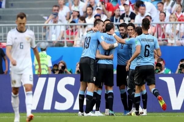 Μουντιάλ 2018: Σούπερ Ουρουγουάη… ξενέρωσε την οικοδέσποινα! - Oι Λατίνοι επικράτησαν 3-0 της Ρωσίας!