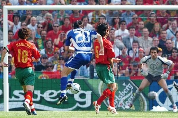 Σαν σήμερα το 2004 η Εθνική κέρδισε την Πορτογαλία και το όνειρο ξεκινούσε!