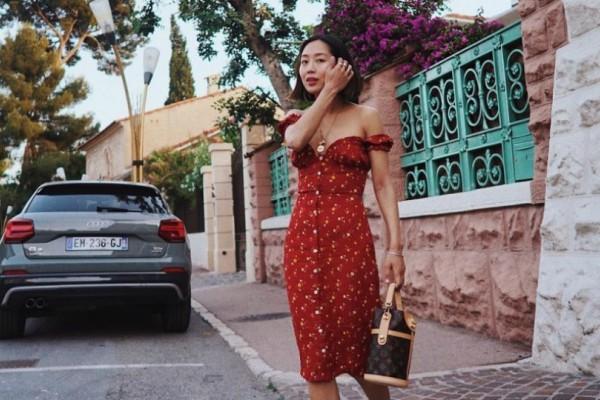 Αυτό είναι το φόρεμα που έχει γίνει η μεγαλύτερη τάση στο Instagram!