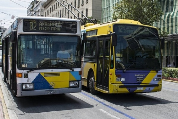 Σας αφορά: Ξεκίνησε το θερινό ωράριο στα λεωφορεία και τα τρόλεϊ