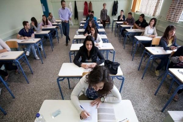 Πανελλαδικές Εξετάσεις 2018: Τα θέματα στα πέντε μαθήματα που εξετάζονται σήμερα οι υποψήφιοι των ΕΠΑΛ!