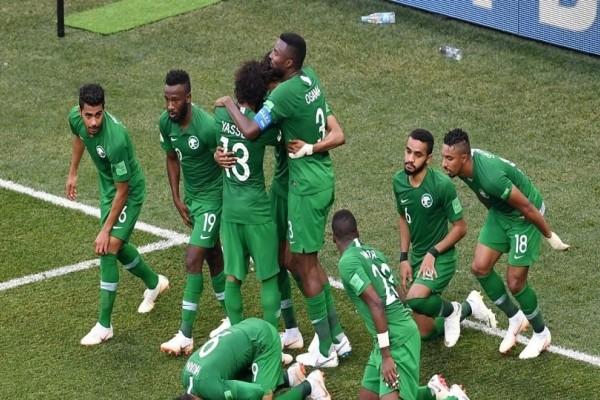 Μουντιάλ 2018: Το ήθελε και το πήρε η Σαουδική Αραβία! - Άφησε πίσω την Αίγυπτο με 2-1!