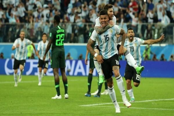 Μουντιάλ 2018: Μάτωσε αλλά πέρασε η Αργεντινή! (video)