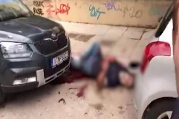 Τραγικό τέλος: Νεκρός ο άνδρας που γάζωσαν με καλάσνικοφ στο Παλαιό Φάληρο! (video)