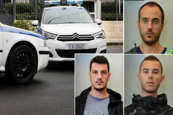 Σε ντουλάπα συνελήφθη ο ένας από τους δραπέτες της Αργυρούπολης: Που ψάχνουν τους άλλους δύο;